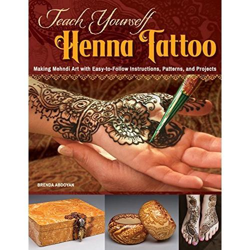 Diy henna tattoo kit geeky gift ideas diy henna tattoo kit solutioingenieria Choice Image