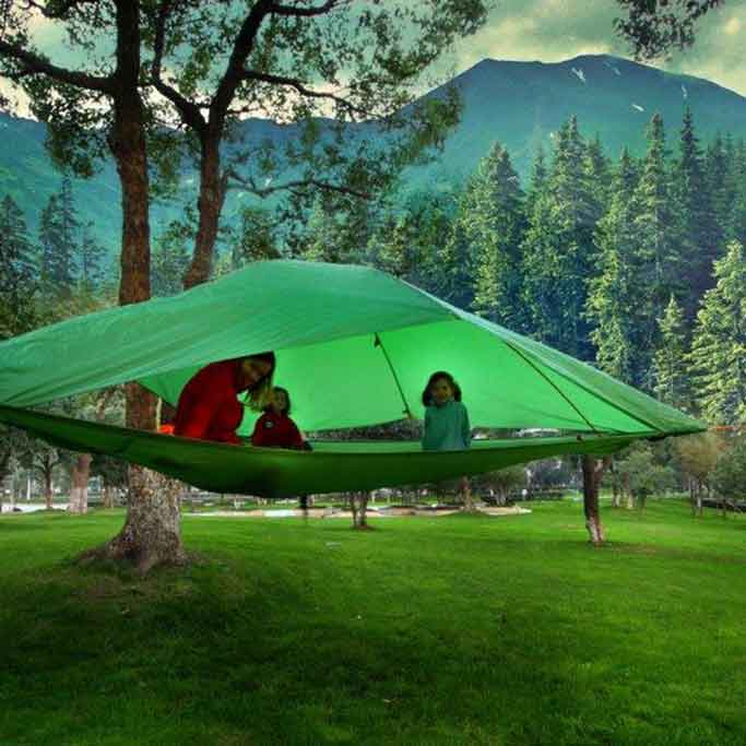 Hanging Tent Platform Hammock Tentsile Connect Stingray