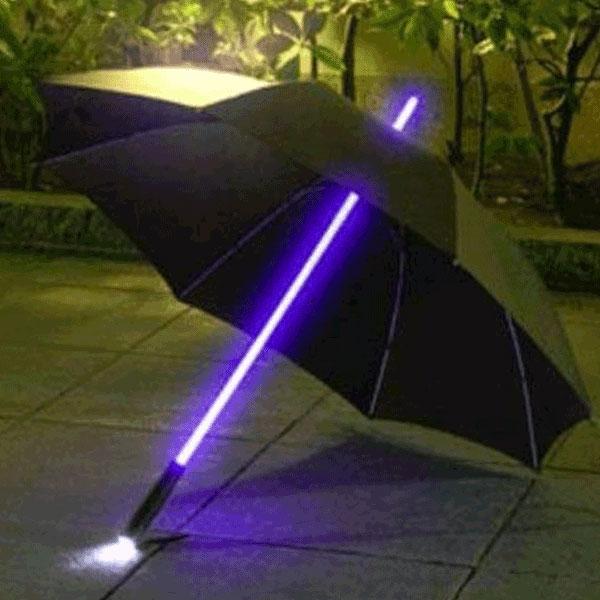 Light Up Lightsaber Umbrella