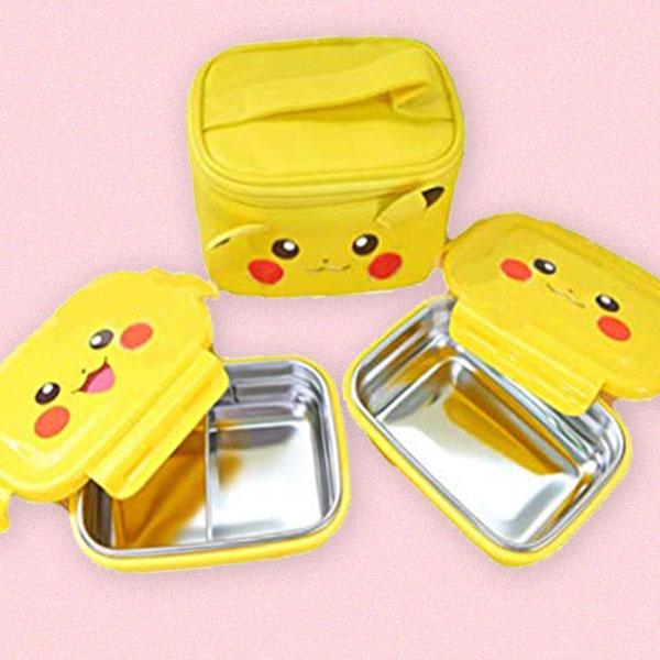8e67f622ed4a Pikachu Bento Box
