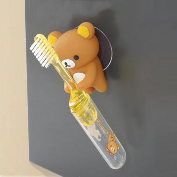 Korilakkuma and Rilakkuma Toothbrush Holder
