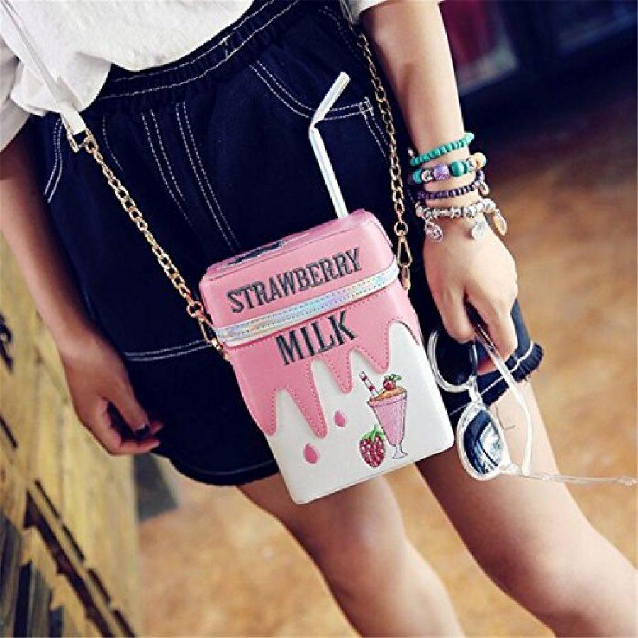 Strawberry Milk and Lemonade Bag