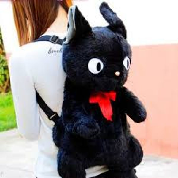 Kikis Delivery Service Jiji Plush Backpack