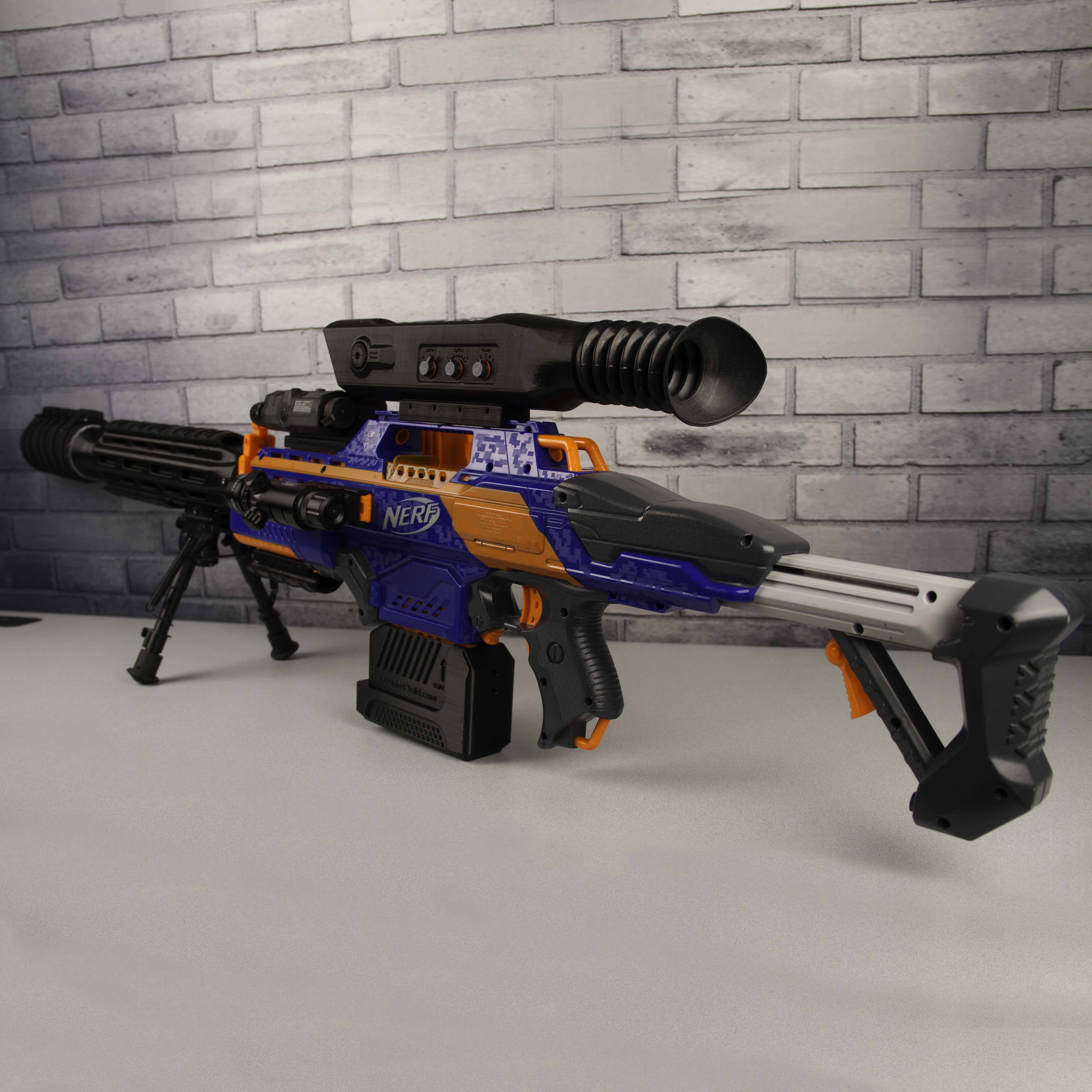Nerf Sniper Rifle Geeky Gift Ideas