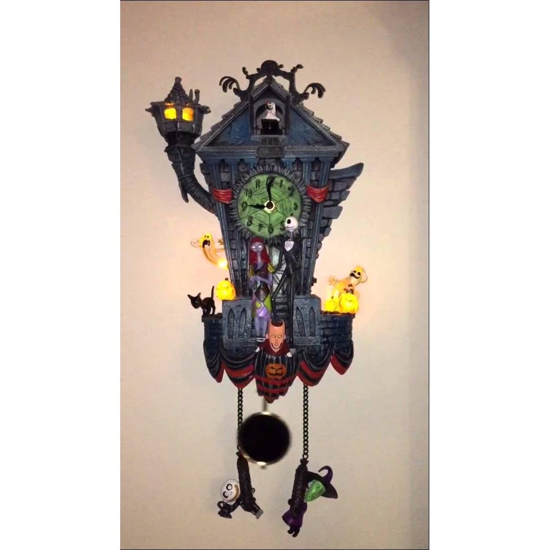 Nightmare Before Christmas Cuckoo Clock - Geeky Gift Ideas