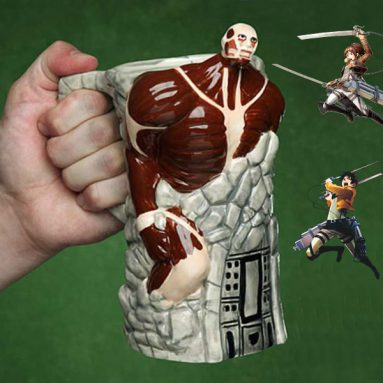 Colossal Titan Beer Stein