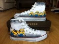 Painted Custom Shoes