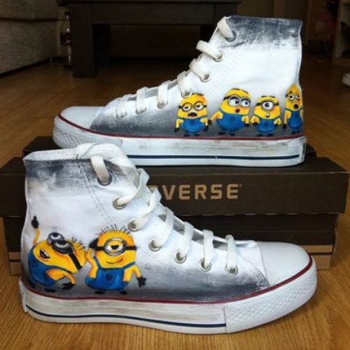 1da86b17d10 Painted Custom Shoes - Hand Painted Custom Converse Custom Vans