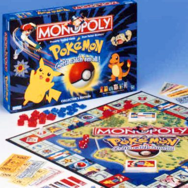 how to play pokemon monopoly johto edition