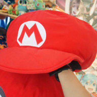 7ef4b066fad Super Mario Hat Cushions