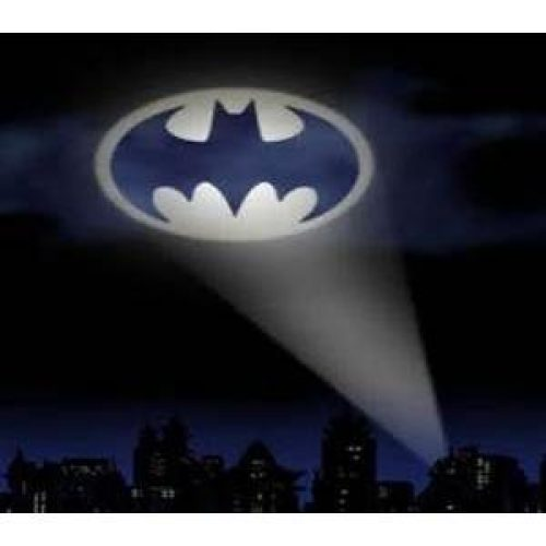 Light Batman Sign
