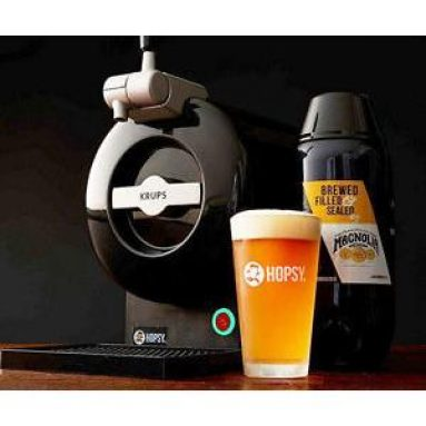 Unique Gifts For Beer Drinkers. Craft Beer Home Tap Machine