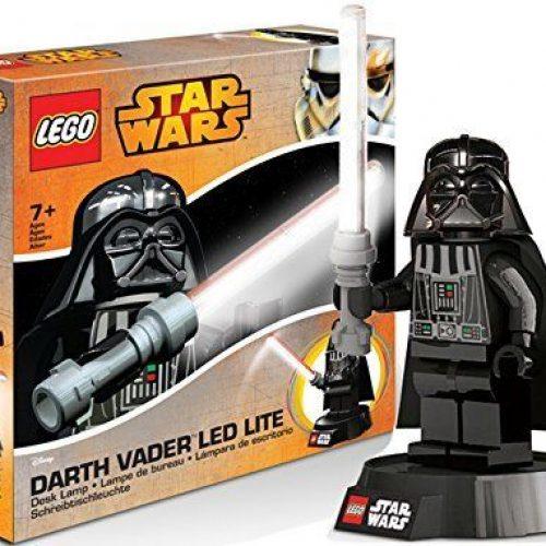 Darth Vader Lego Lamp