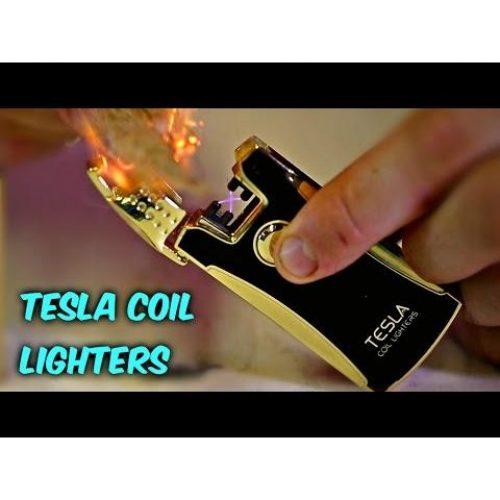 Tesla Coil Arc Lighter