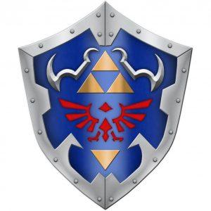 Legend Of Zelda Hylian Shield Ocarina